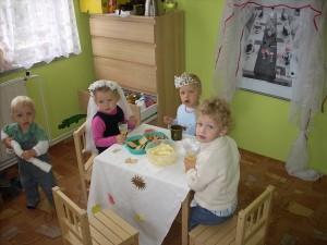 Dětská sobotní škola - Svatba v Káni Galilejské