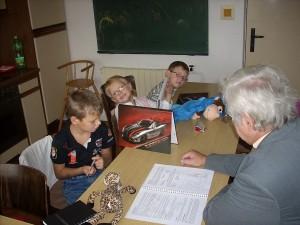 Dětská sobotní škola B