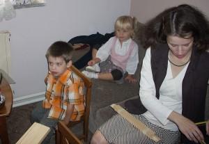 Dětská sobotní školka A
