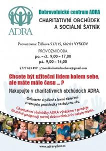 2016-05 ADRA obchudek_Vyskov
