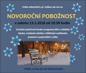 2018-01-13 Novorocni besidka